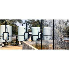 Water treatment plant 10
